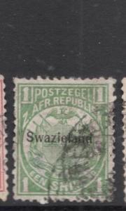 Swaziland SG 3 VFU (7dfe)