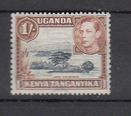 J25743 1938-54 kenya uganda - tanzania mlh #80 king/view