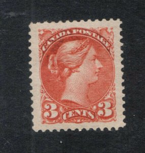 Canada #41 Extra Fine Never Hinged Gem **With Certificate**