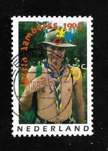 Netherlands 1995 - U - Scott #886