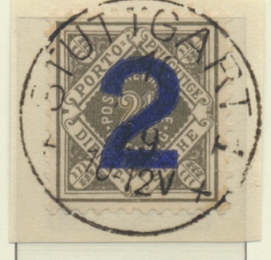 Wurttemberg Stamp Scott #O42//O166, Mint Hinged/Used Mixed, 39 Different Stam...