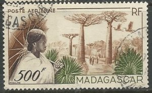 Madagascar || Scott # C56 - Used