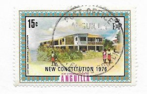 Anguilla #238 Used - Stamp - CAT VALUE $1.25