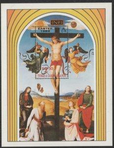 Turks & Caicos Islands #262a MNH Souvenir Sheet cv $5