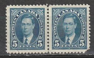 #235 Canada Mint OGNH pair  ***see note
