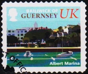 Guernsey. Date? UK. Fine Used