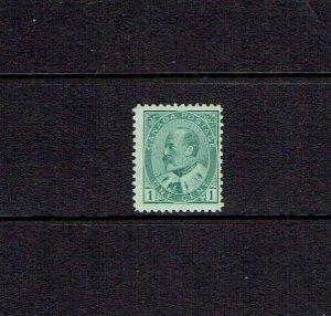 CANADA - 1903 ONE CENT KING EDWARD VII - SCOTT 89 - MNH