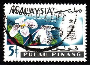 Malaya - Penang 69 - used
