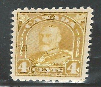 Canada #168   Mint  VF 1930   PD