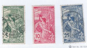 FRANCE 98-100 USED SCV $39.00 STARTS @25% OF CAT VALUE