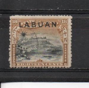 Labuan 86a used