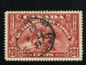 Canada #E6   u  VF  1935 PD