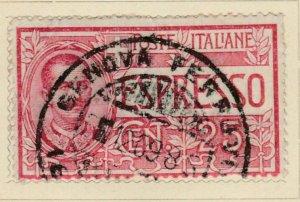 Italien Italy Italie 1903 25c Used A8P12F40