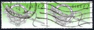 Ireland Sc# 792 Used pr 1990-1995 £2 Art Treasures