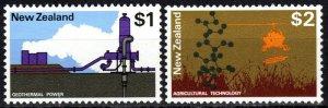 New Zealand #457-8  MNH CV $5.65 (X7098)