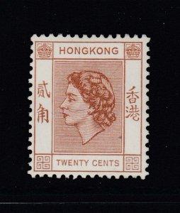 Hong Kong, Sc 188 (SG 181), MLH