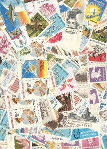 US Discount Postage Stamps 100  (18 cent Stamps) Mint FREE SHIPPING
