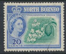 North Borneo SG 397 SC# 286   MLH  see details