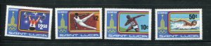 St Lucia #516-9 MNH  - Make Me A Reasonable Offer