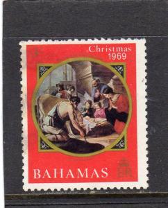 Bahamas Christmas used