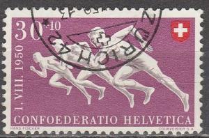 Switzerland  #B194  F-VF Used CV $17.00 (S983)
