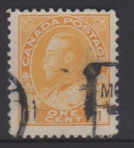Canada Sc#105d Used