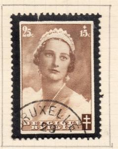 Belgium 1929-30 Early Issue Fine Used 25c. 251947