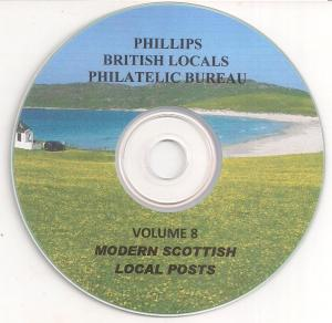 Modern Scottish Islands Local Posts - CD Catalogue