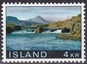 Iceland #413 MNH  (SU8133)