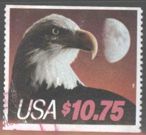 USA Scott 2122 Priority mail bald eagle lightly canceled stamp