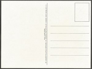 ST VINCENT STAMP,1985 MICHAEL JACKSON $1 STAMP.FIRST DAY OF ISSUE.MAXI CARD