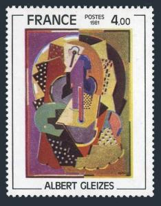France 1728,MNH.Michel 2248. Painting 1981,Abstract,by Albert Gleizes.