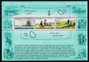 Norfolk Island Scott 279a Mint never hinged.