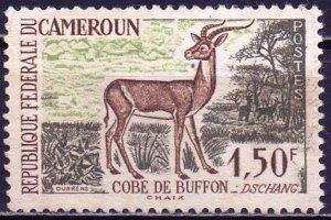 Cameroon. 1962. 357. Antelope fauna. USED.