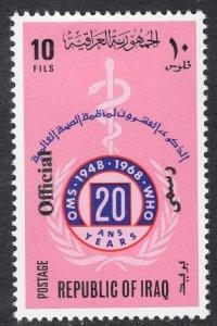 IRAQ SCOTT O222