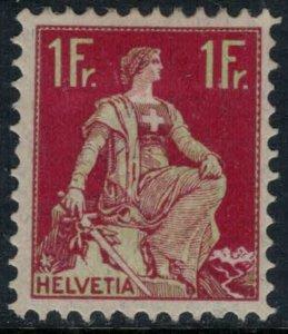 Switzerland #144*  CV $7.00