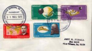 Paraguay, First Day Cover