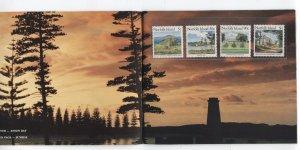 STAMP STATION PERTH Norfolk Is.#401-416 Set Bureau Booklet MNH Beautiful Piece