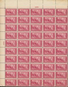 #617-618 FULL SHEETS OF 50 F // VF OG NH CV $666.50 BQ3294