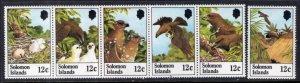 Solomon Islands 465-470 MNH BIN