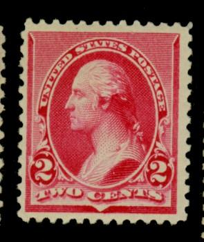 220 MINT F-VF OG NH Cat$60