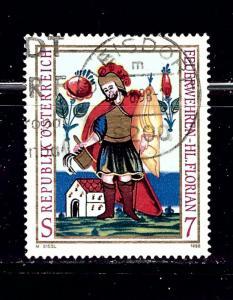 Austria 1756 Used 1998 issue