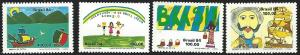 Brazil #1949-1952 MNH Full Set of 4