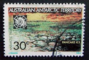 Australian Antarctic Terr, Scott L20 used