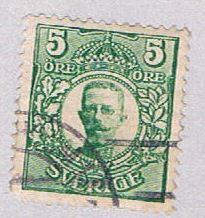 Sweden 77 Used Gustaf V 1910 (BP31431)