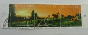 2008 Switzerland SC #B1301 used stamp