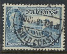 Gold Coast SG 140 Scott #135   Used   see details