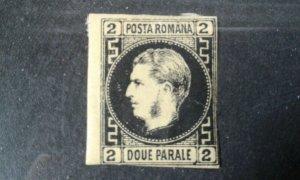 Romania #29 mint hinged e203 7886