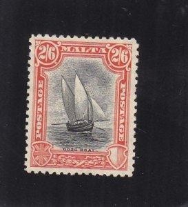Malta: Sc #144, MH (35489)