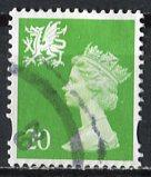 Great Britain, Regional, Wales; 1999: Sc. # WMMH 90: O/Used Single Stamp